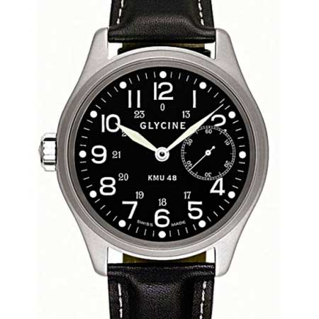 Часы Glycine KMU 48 3788.19AT