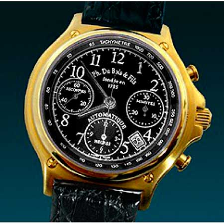 часы DuBois Chronograph Regular 1 Sportif реф. 47208