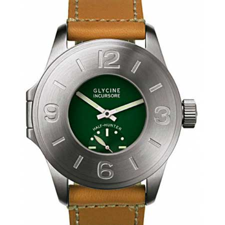 часы Glycine Incursore Half-Hunter 3843.12