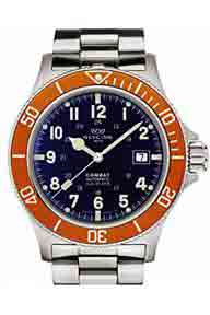 Часы Glycine Combat SUB automatic 3863.18 AT