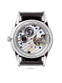 Часы Nomos Orion Anthrazit Glasboden 307