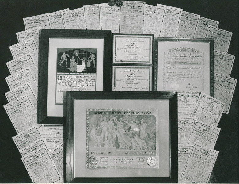 Diplomes certificats