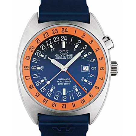 Часы Glycine Airman 3856.186